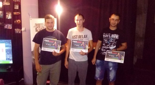 pes 2018 open party top 3