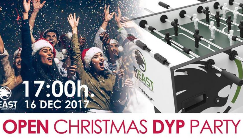 open christmas dyp