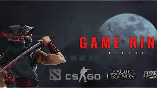 game ninja league