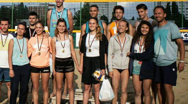 плажен волейбол българия