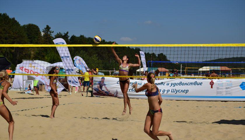 камчия плажен волейбол 2018