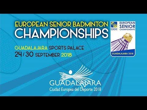 European Senior Badminton Championship