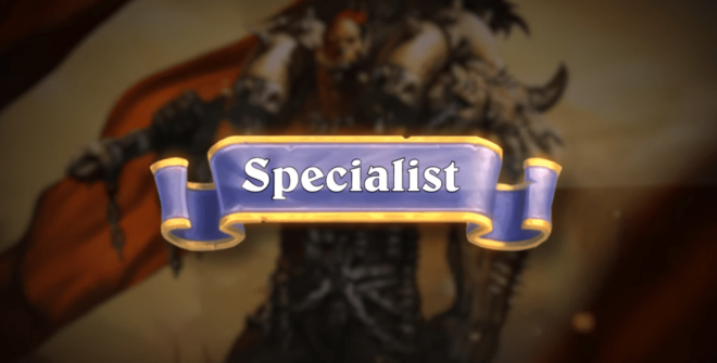 specialist hs